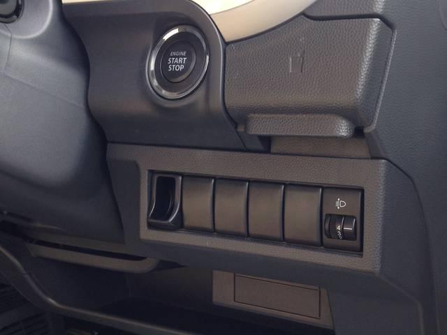 プッシュスタート ボタン