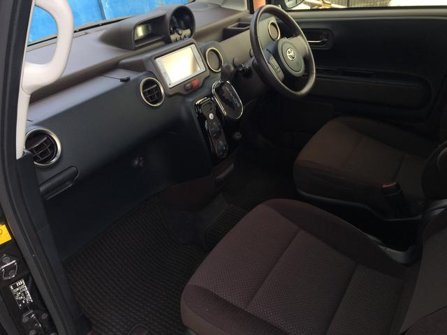 トヨタ ポルテ G モデリスタエアロ 運転席シートヒーター