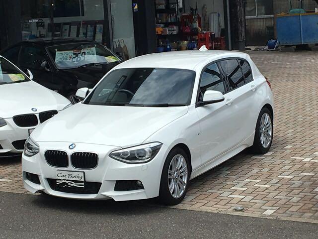 BMW BMW 116i Mスポーツ パーキングサポートPKG ETC