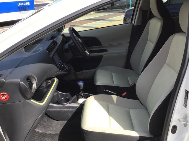 ゆったりとしたシートで快適なドライブをお楽しみ下さい★