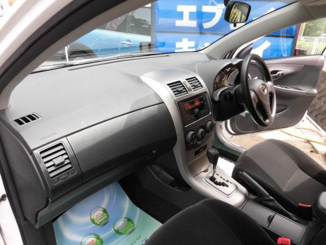 トヨタ カローラフィールダー 1.5X 4WD 禁煙車 後期型 新品タイヤ 全国ロング保証