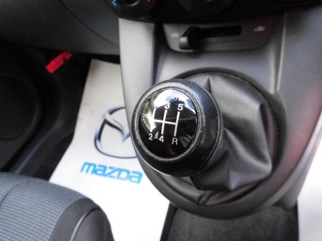 マツダ デミオ スポルト 5速MT タイヤ4本新品 禁煙車 全国ロング保証