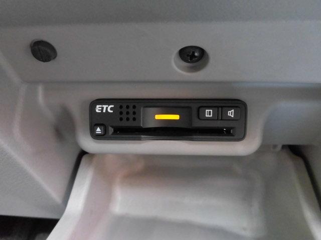 とても嬉しいETCも装備しております^^高速道路割引を使ってロングドライブに出かけませんか^^