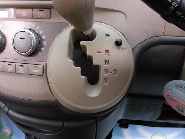 低燃費の秘訣はCVTの恩恵でもありますね^^