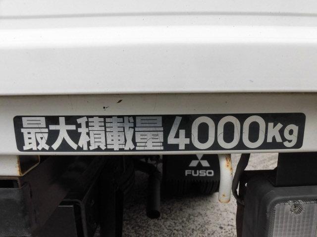 4t積み 高床 平ボディ ショート 3方開 荷台鉄板張り EZGO ワンオーナー 後期モデル 使用車種規制(NOx・PM)適合 180馬力ディーゼルターボエンジン 保証付(33枚目)