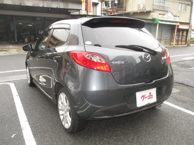 「マツダ」「デミオ」「コンパクトカー」「広島県」の中古車5