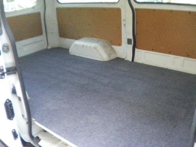 日産 キャラバン ロングDX 両側スライド 低床 ETC キーレス CD