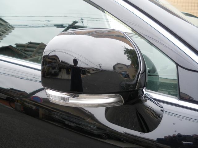 ウエルカムランプも内蔵のウインカーミラー車!