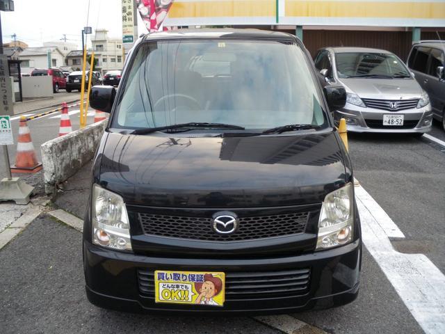 マツダ AZワゴン FX-Sスペシャル 4WD エアロ キーレス GOO鑑定車