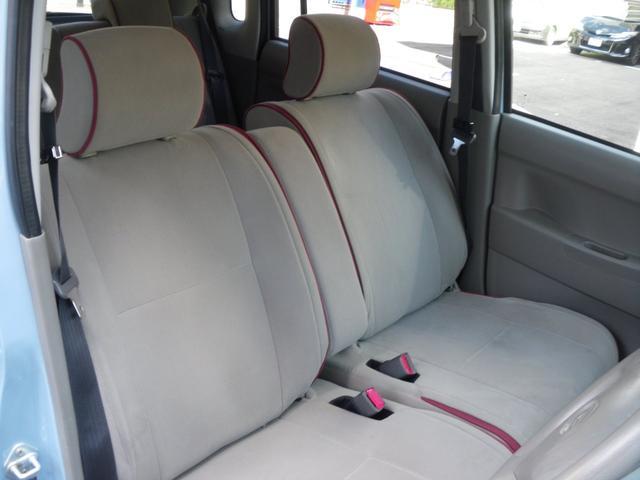 まだまだ綺麗なフロントシート!運転席パワーシート!運転しやすい位置に!