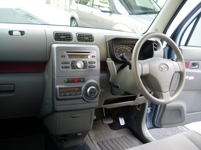 安心のダブルエアバック装備!使いやすいシフトでドライブ快適!