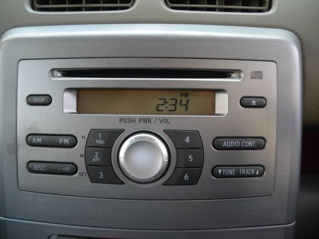 純正オーディオ装備!お好きな音楽で快適ドライブ!