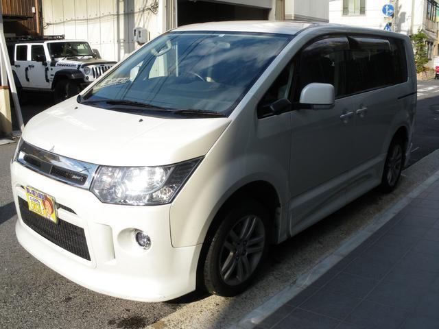 ローデスト S ワンオーナー車 純正エアロ GOO鑑定車(3枚目)