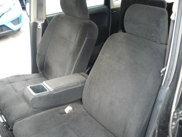 まだまだ綺麗なフロントシート!