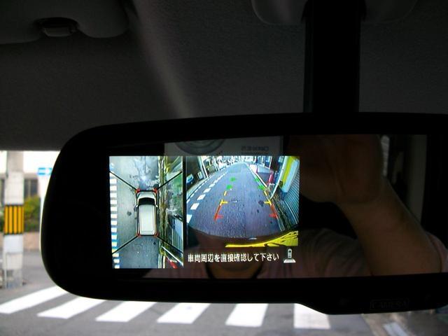 カスタムT e-アシスト ターボ車 アラウンドビュー搭載 ブレーキアシスト 地デジ内蔵ナビ Bluetooth付 ETC スマートキー車 両側電動ライドドア 純正HIDライト GOO鑑定車(5枚目)