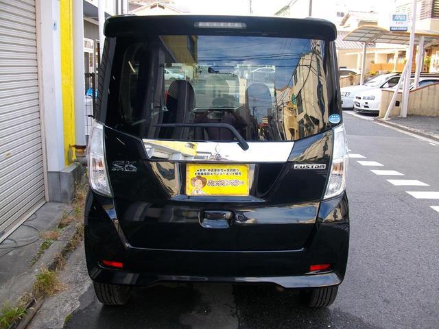 カスタムT e-アシスト ターボ車 アラウンドビュー搭載 ブレーキアシスト 地デジ内蔵ナビ Bluetooth付 ETC スマートキー車 両側電動ライドドア 純正HIDライト GOO鑑定車(11枚目)