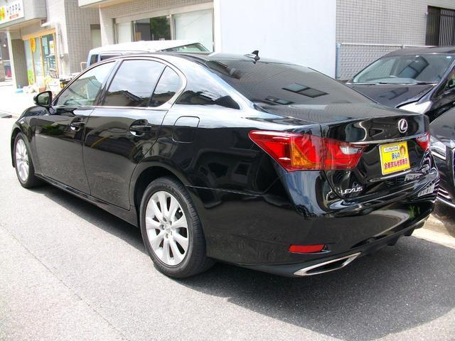 GS350 Iパッケージ 地デジ内蔵純正ナビ Bluetooth搭載 バックカメラ ETC 純正LEDライト 革シート スマートキー車 GOO鑑定車(13枚目)