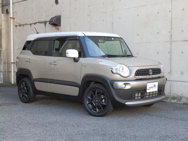 「スズキ」「クロスビー」「SUV・クロカン」「広島県」の中古車2