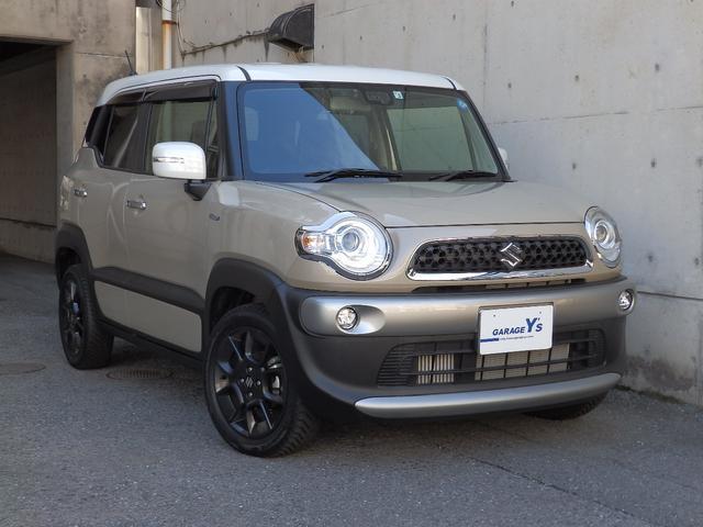 「スズキ」「クロスビー」「SUV・クロカン」「広島県」の中古車4