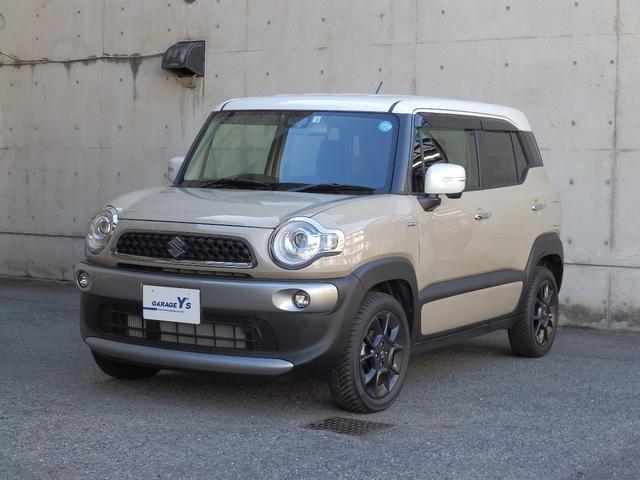 「スズキ」「クロスビー」「SUV・クロカン」「広島県」の中古車5