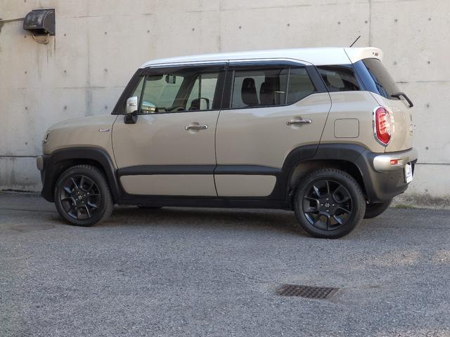 「スズキ」「クロスビー」「SUV・クロカン」「広島県」の中古車16