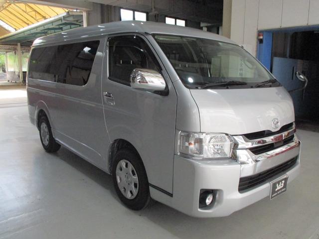 「トヨタ」「ハイエースワゴン」「ミニバン・ワンボックス」「広島県」の中古車3