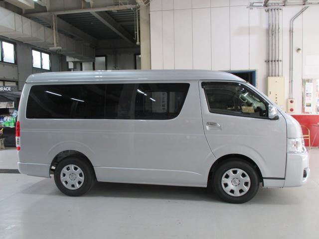 「トヨタ」「ハイエースワゴン」「ミニバン・ワンボックス」「広島県」の中古車5