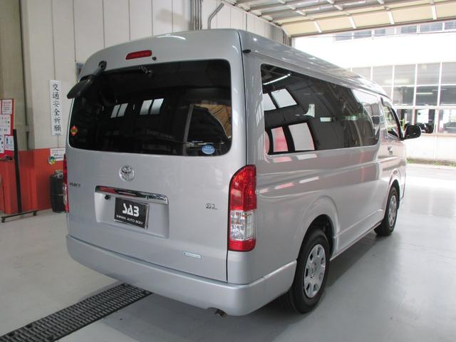 「トヨタ」「ハイエースワゴン」「ミニバン・ワンボックス」「広島県」の中古車8