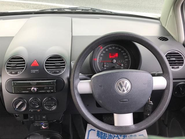 「フォルクスワーゲン」「VW ニュービートル」「クーペ」「広島県」の中古車28