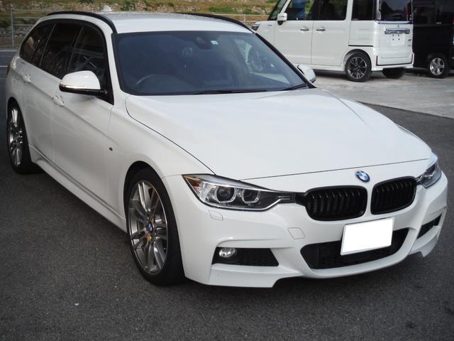 「BMW」「BMW」「ステーションワゴン」「広島県」の中古車4