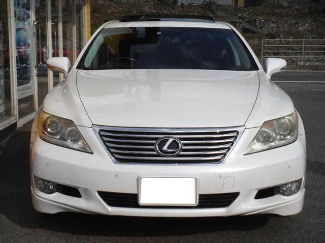 「レクサス」「LS」「セダン」「広島県」の中古車2
