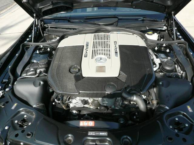 メルセデス・ベンツ M・ベンツ SL65 AMG ブラックシリーズ