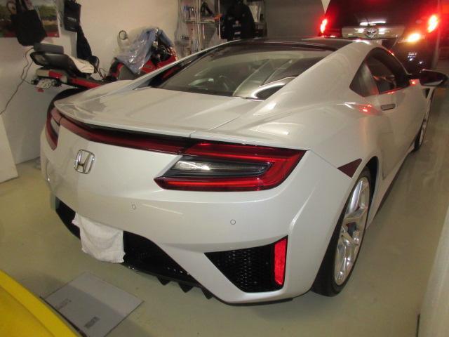 ホンダ NSX ベースグレード 4WD ワンオーナー カーボンブレーキ