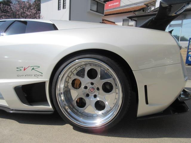ランボルギーニ ランボルギーニ ムルシエラゴ LP640 eギア 4WD 最終モデル