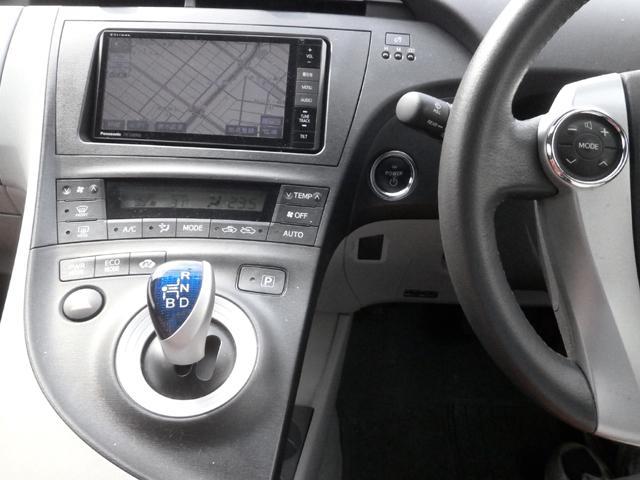 トヨタ プリウス S LEDエディション モデリスタ17AW フルセグSDナビ