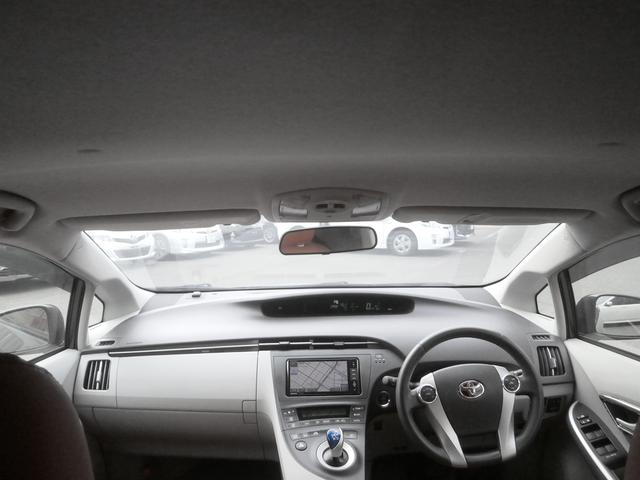 トヨタ プリウス S LEDエディション 17AW フルセグTV SDナビ