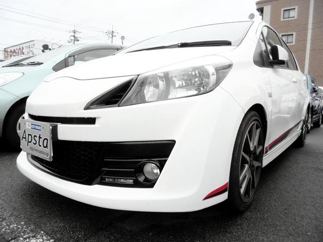 トヨタ ヴィッツ RS G's 5速MT ワンセグSDナビ HID 1オナ