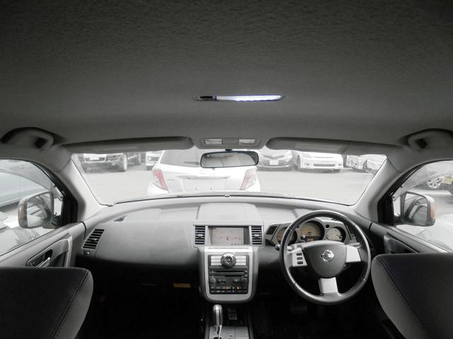 日産 ムラーノ 250XL スタイリッシュSレザーアンコール HDDナビ