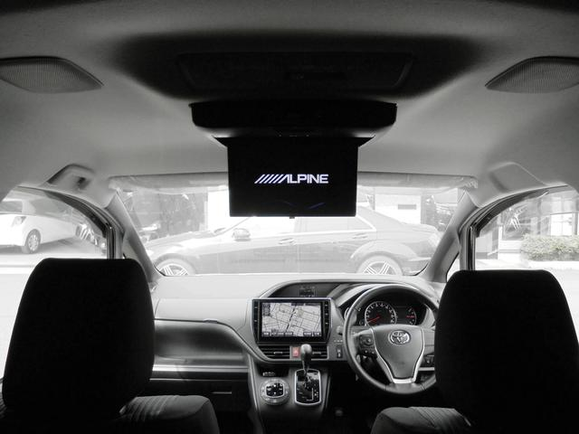 トヨタ ヴォクシー ZS 煌 10型ナビTV 後席モニター バックカメラ 1オナ