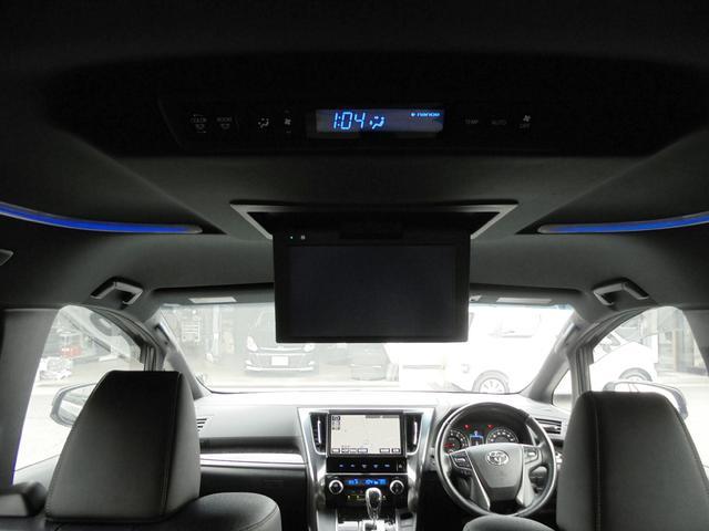 トヨタ ヴェルファイア 3.5ZAゴールデンアイズ 10型ナビTV 12型後席モニタ