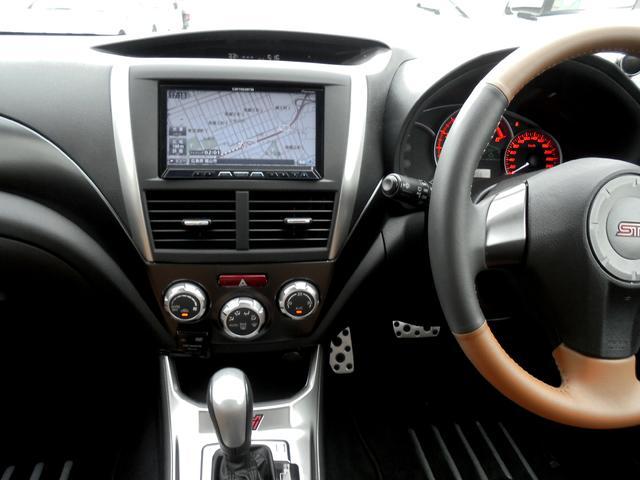 スバル インプレッサ WRX STI Aライン プレミアムPKG HDDナビTV