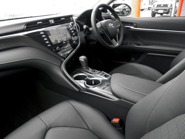 WSレザーパッケージ トヨタセーフティセンス 本革シート メーカー装着フルセグSDナビ JBLプレミアムサウンド インテリジェントクリアランスソナー 前席シートヒーター付パワーシート ビルトインETC 1オーナー車(19枚目)