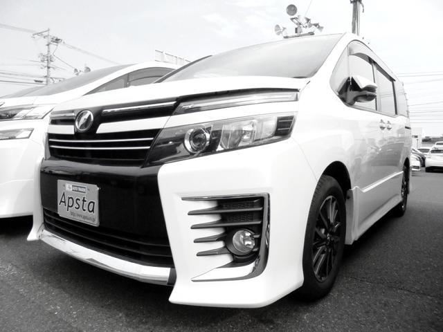 「トヨタ」「ヴォクシー」「ミニバン・ワンボックス」「広島県」の中古車10