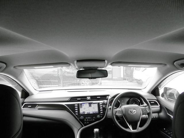 Gレザーパッケージ トヨタセーフティセンス 本革シート フルセグSDナビ バックガイドモニター TVキャンセラー 前席シートヒーター付パワーシート LEDオートライト ビルトインETC ワンオーナー車(17枚目)