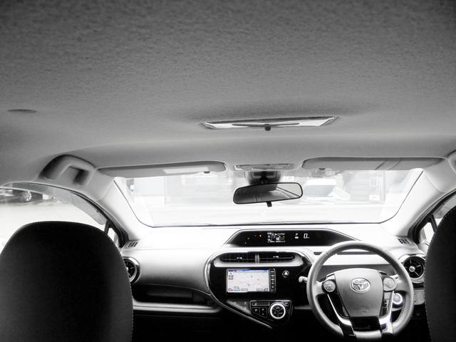 クロスオーバー トヨタセーフティセンス インテリジェントクリアランスソナー 純正ワンセグSDナビ LEDヘッドランプ&スマートエントリー&ナビレディ&ビューティパッケージ 純正アルミ ビルトインETC ワンオーナー車(17枚目)