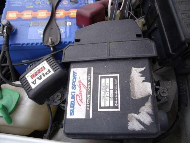 RS/Z 5速MT キーレス HID ターボ付(15枚目)