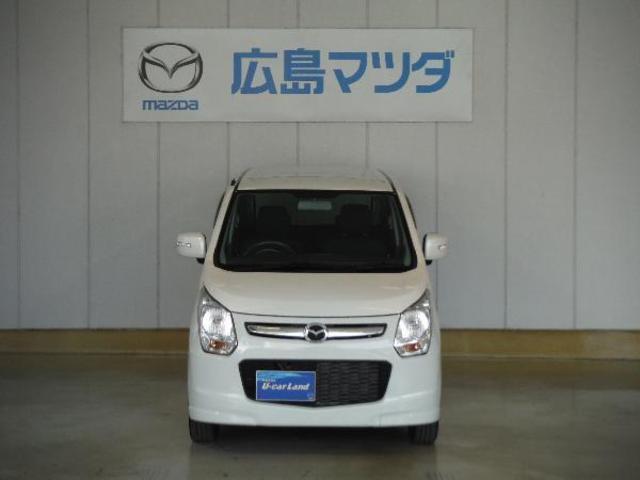 マツダ フレア XS 認定U-Car アイドリングストップ スマートキー
