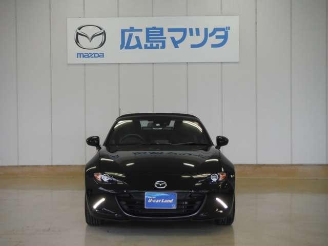 「マツダ」「ロードスター」「オープンカー」「広島県」の中古車7