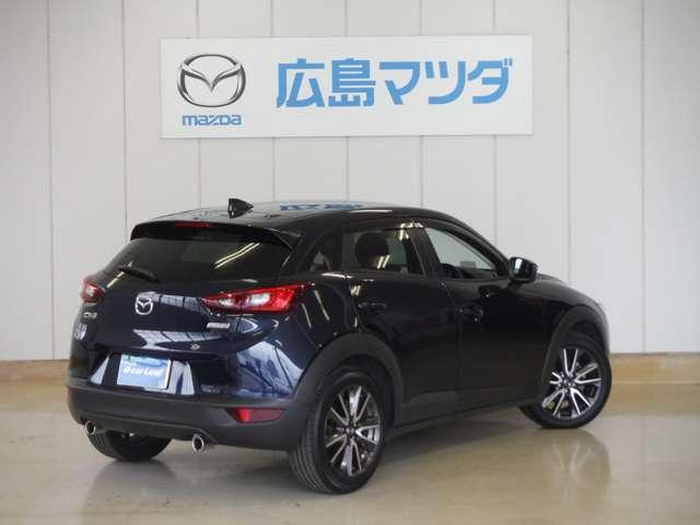 「マツダ」「CX-3」「SUV・クロカン」「広島県」の中古車2