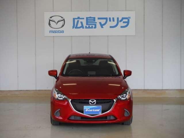 「マツダ」「デミオ」「コンパクトカー」「広島県」の中古車7